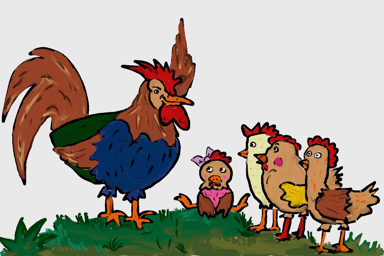 Smukke og sjove illustrationer til din børnebog