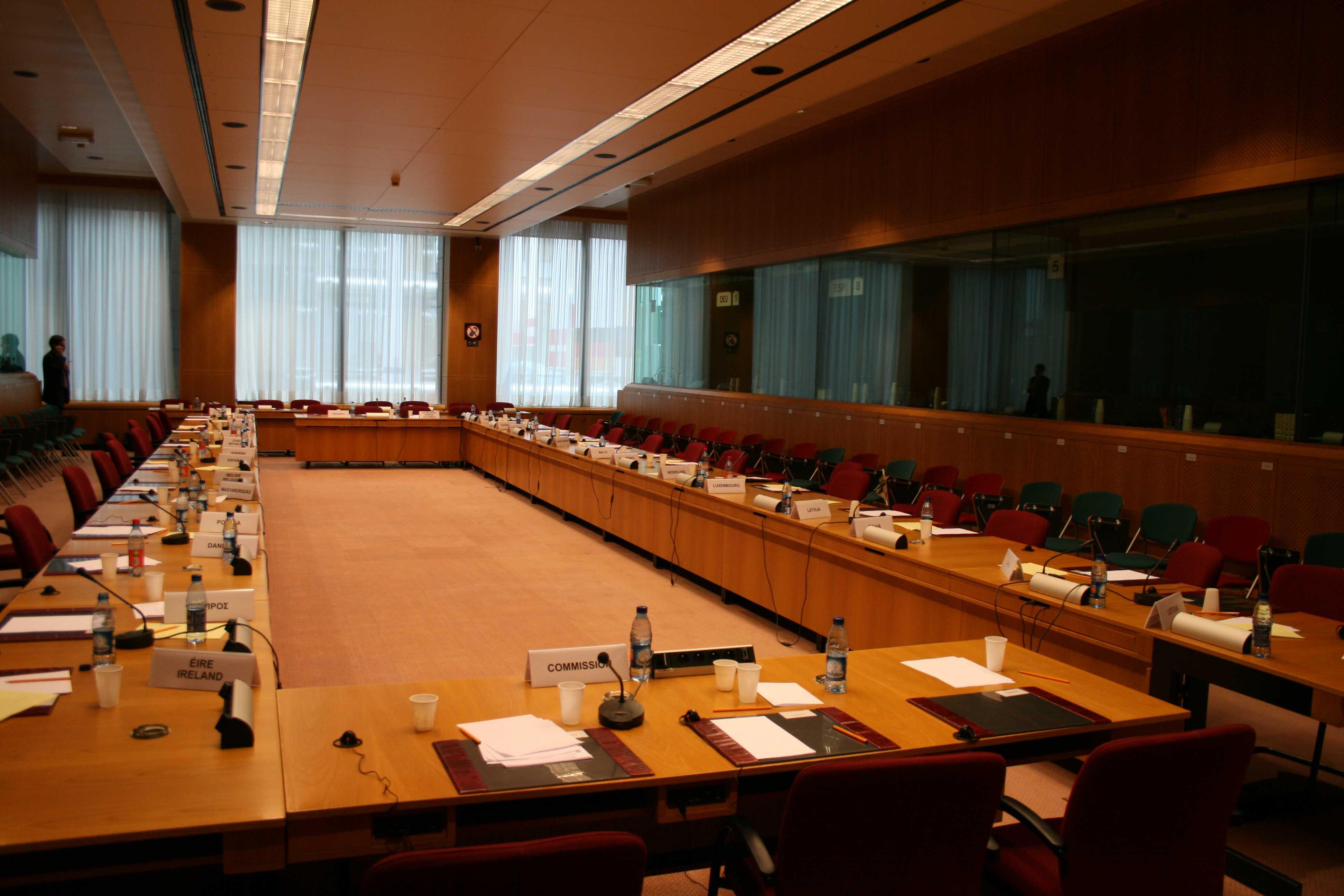 Hold møde i smukke og store mødelokaler